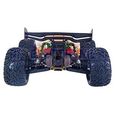 Vkarracing 1/10 4WD Brushless Off-Road Truggy BISON ARR 51204