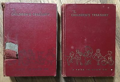 Vintage Books The Children's Treasury A Book To Grow On (2)
