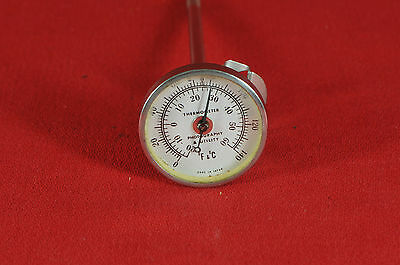 Photographic Dial Thermometer