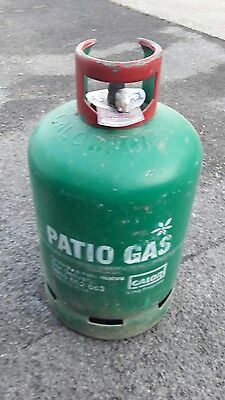 Calor Patio Propane Gas Bottle.