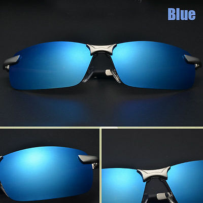 New Men's Polarized Driving Sunglasses Outdoor Sports Aviator Glasses Boutique