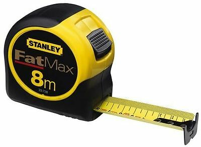 Stanley Fatmax Blade Armor 8M Metric Only Measuring Tape 33-728