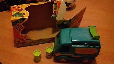 Scooby Doo Truck Set - Mystery Machine And Goo