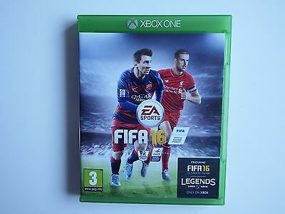 FIFA 16 for Xbox ONE in MINT Condition