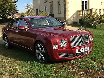 2011 Bentley Mulsanne 6.75  - ONLY 9000 MILES!!!