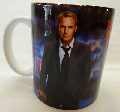 Kevin Costner Draft Day-Movie Promotional Coffee Mug-Vg+