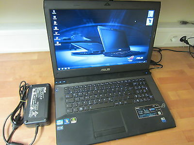 ASUS G73SW- Gamer Notebook Full HD, i7-2630QM, 8GB RAM, SSD + HDD,  USB3