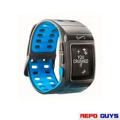 Nike+ SportWatch GPS Watch Powered by TomTom - Blue Colour