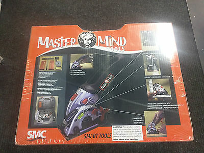 "SMC Mastermind 800344 Compact Precision 3"" Flooring Tile Circular Saw New Sealed"