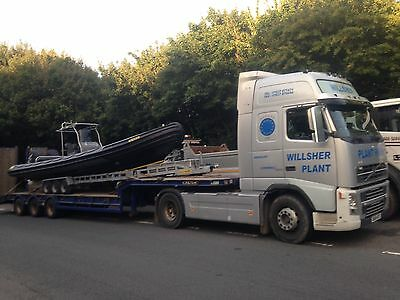 Plant, Machinery, Boat, Yacht, Transport, Delivery, Collection