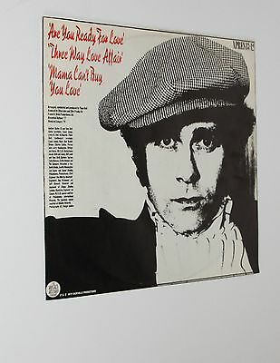 """Elton John - The Thom Bell Sessions '77 - 12"""" - Record Store Day RSD 2016 - New"""