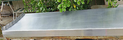 stainless steel bench Top benchtop