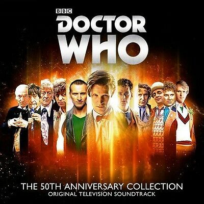 Various Artists - Doctor Who 50th Anniversary Collection (Original Soundtrack) [