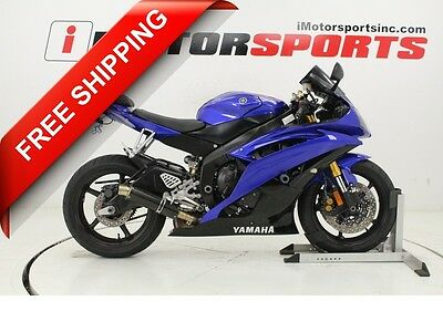 2008 Yamaha YZF-R  2008 Yamaha YZF-R6 Free Shipping w/ Buy it Now, Layaway Available