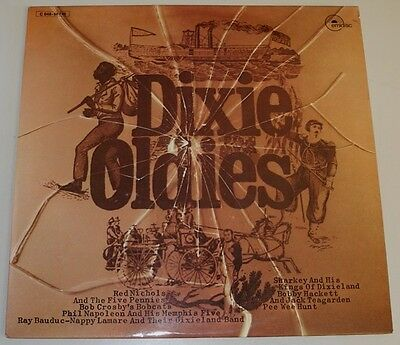 Lp De**various - Dixie Oldies (Emidisc)***7629