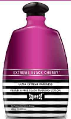 Tanning Lotion Squeeze Extreme Black Cherry