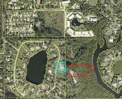 1.03 acre, Vacant SF Home Lot in South Fort Myers, FL