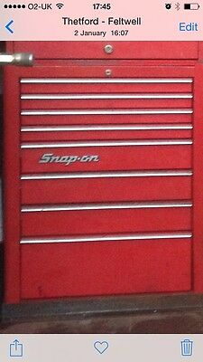 Snap On Tool Box Roll Cab Only