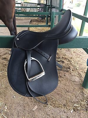 Wintec 500 All Purpose Saddle Black