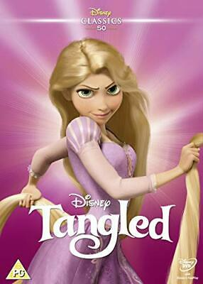 Tangled [DVD] - DVD  CUVG The Cheap Fast Free Post