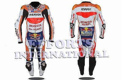 Marc Marquez Motorbike Racing Leather Suit 2016 For Mens & Womens All Size