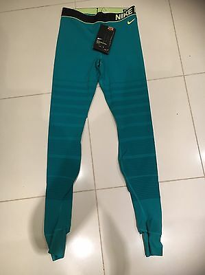 Nike Pro Women's Recovery Hypertight Running Tech Tights, Size Large Rrp£110.00