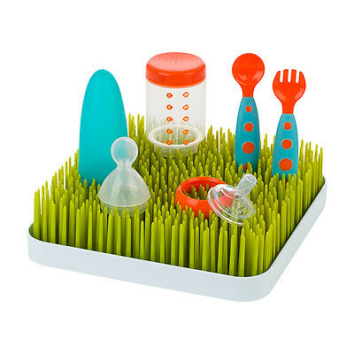 Boon Grass Baby Bottle Drying Rack | Quick and Easy Bottle Drying Solution