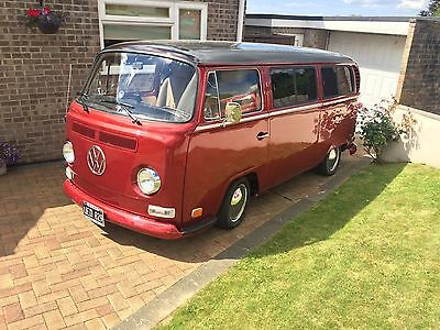 VW Bay Window Low Light Camper 1971 LHD