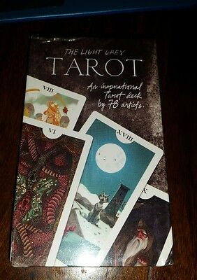 Brand New Sealed Deck of The Light Grey Tarot