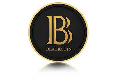 10 BLACKCOIN (BLK) - Direct to your wallet digital transfer