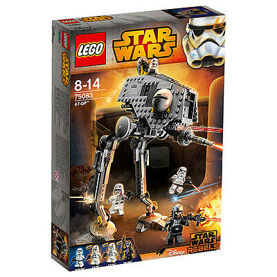 LEGO Star Wars 75083 AT-DP - Retired Set - Brand New In Sealed Box!!