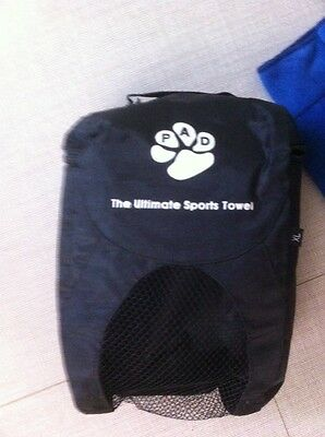 The Ultimate Sports Towel In Bag Camping Travel Holiday