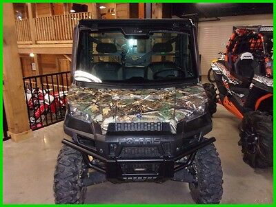 2014 Polaris Ranger XP 900 EPS Browning LE Used