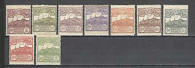 San Marino 1903 Mt Titano collection old stamps
