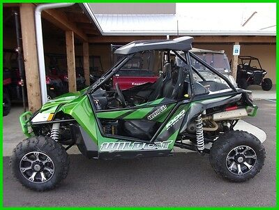 2013 Arctic Cat Wildcat 1000 Used