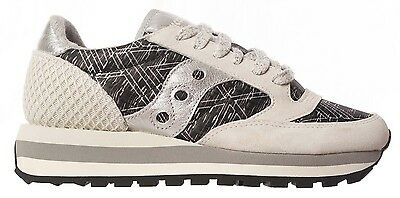 Scarpe Saucony Originals Jazz Limited Edition sneakers retrò grey donna