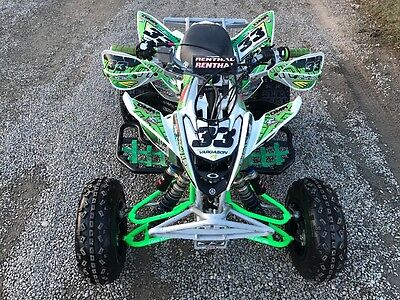 Custom XC / GNCC Youth Hybrid Race Quad - RACE READY and RACE PROVEN !!!
