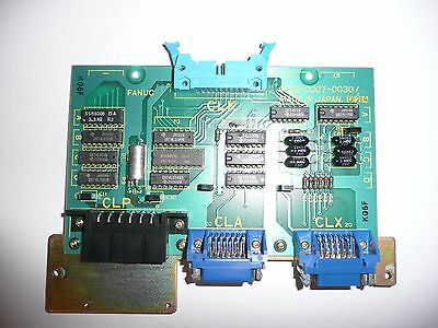 Fanuc A20B-0007-0030 / 02A CRT Display Board