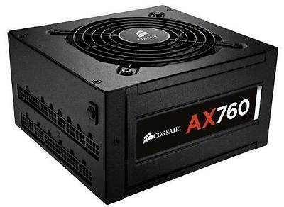 Corsair Alimentation Pc Ax Series Ax760 - 80 Plus Plati