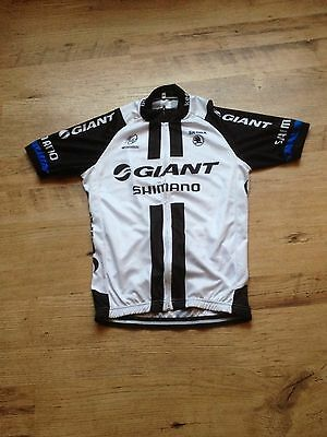 Giant Shimano short sleeved cycling jersey