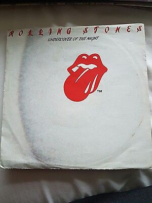 rolling stones undercover of night