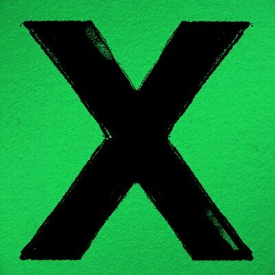 Ed Sheeran - X - Ed Sheeran CD 6EVG The Cheap Fast Free Post The Cheap Fast Free