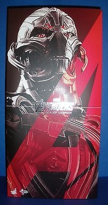 Hot Toys MMS 284 Avengers Age of Ultron Prime 1/6 Action Figure New