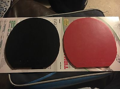 Tibhar Evolution EL-P Table Tennis Rubbers