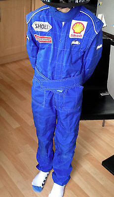 MIR Childs Karting Suit