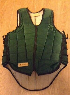 Racesafe Childs XL Long Riding Body Protector