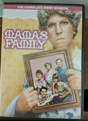 Mama's Family - The Complete First Season (DVD, 2013, 3-Disc Set)