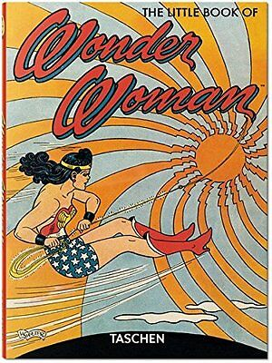 Little Book of Wonder Woman by Paul Levitz New Paperback Book