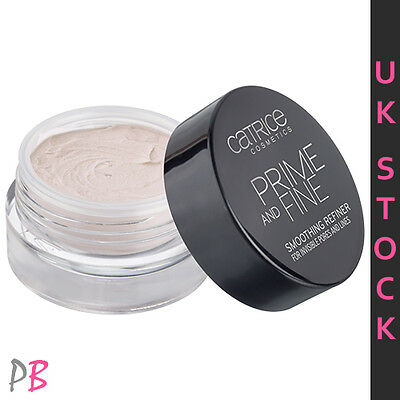 Catrice Prime and Fine Smoothing Refiner Pore Filler Foundation Face Primer Base