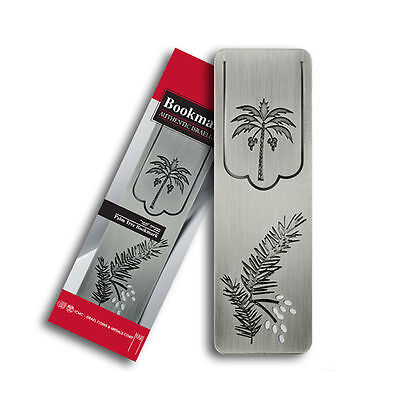 Unique Silver Plated Date Bookmark Memo Stationery Book Mark Reading Marks Gift